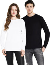 EP01L Mens's EarthPositive Longsleeve T-Shirt