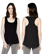 EP17 Women's EarthPositive Organic Racer Vest (Tank-Top)
