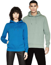 EP51P Unisex EarthPositive Organic Fashion Hoody