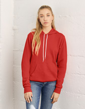 Unisex Bella Poly-Cotton Fleece Pullover Hoodie - Artikel 276.06 - 3719