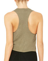 Bella+Canvas Women's Racerback Cropped Tank - 125 g/m² - Artikel 170.06 - 6682