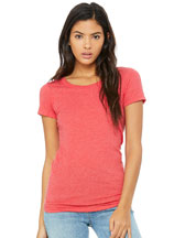 Bella Triblend Crew Neck T-Shirt 8413