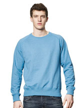 SALVAGE Raglan Sweatshirt CONTINENTAL CLOTHING SA40