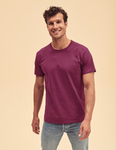 Fruit of the Loom  - Valueweight Tee - 165 g/m² - Artikel 150.01
