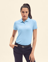Lady-Fit Premium Polo-Shirt Fruit of the Loom