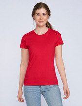 Gildan Premium Cotton Ladies T- Shirt 4100L