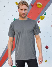 James+Nicholson Mens Active T - JN358