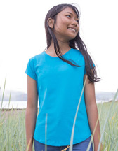 MANTIS Kids' Girls T-Shirt - Artikel HM80/MK80