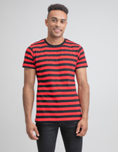 MANTIS Men's Stripy T - Artikel M109S