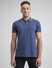 MANTIS Men's Organic Tipped Polo - Artikel M191