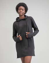 MANTIS Women's Organic Hoodie Dress - Artikel M142