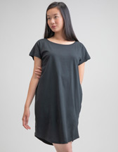 MANTIS Women's Loose Fit T Dress - Artikel M99