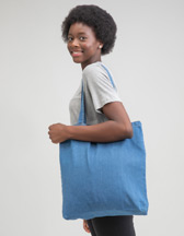 MANTIS Organic Denim Tote Bag - Artikel M195