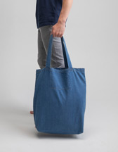 MANTIS Organic Denim Shopper - Artikel M196