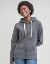 MANTIS Women's Superstar Zip Trough Hoodie - Artikel M84