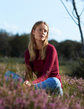 Ladies Long Sleeve T-Shirt - NEUTRAL - Artikel O81050