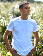 Mens Fitted T-Shirt 061001 Neutral