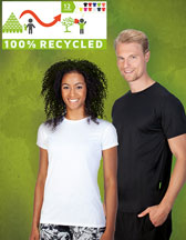 >CN170 Evolution Tee CONA SPORTS - Recycelt bedrucken wir