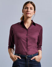 796.00 Russell Taillierte Bluse mit 3/4 Arm