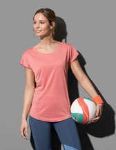 Stedman Women Recycled Sports-T Move