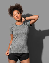 Stedman Women Recycled Sports-T Reflect