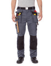 B&C Workwear Advanced Workwear Trousers - 240 g/m² - Artikel 976.42 - BUC51